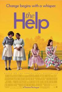 "Promotion poster for ""The Help"""